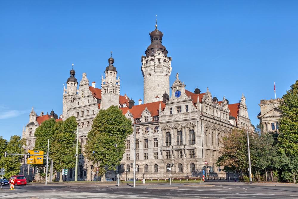Новая ратуша, Лейпциг