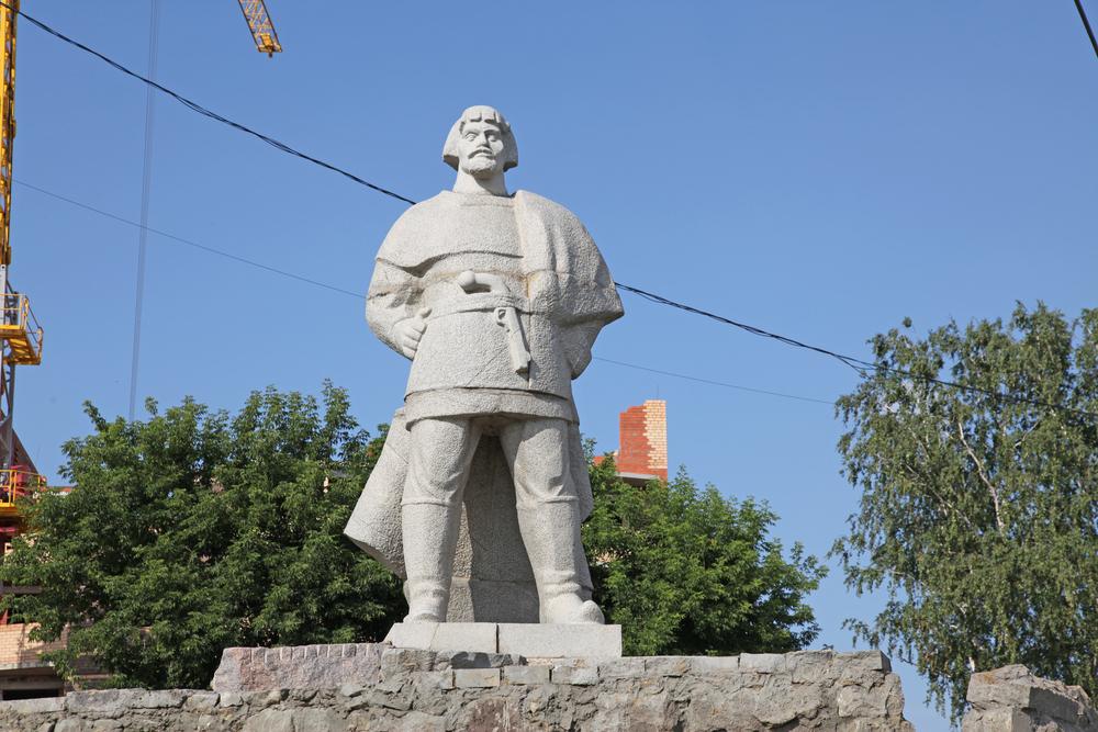 Памятник Емельяну Пугачеву, Саранск