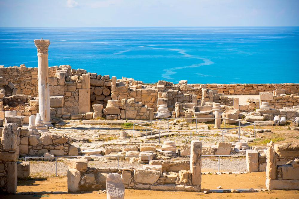 Древний город Курион, Кипр