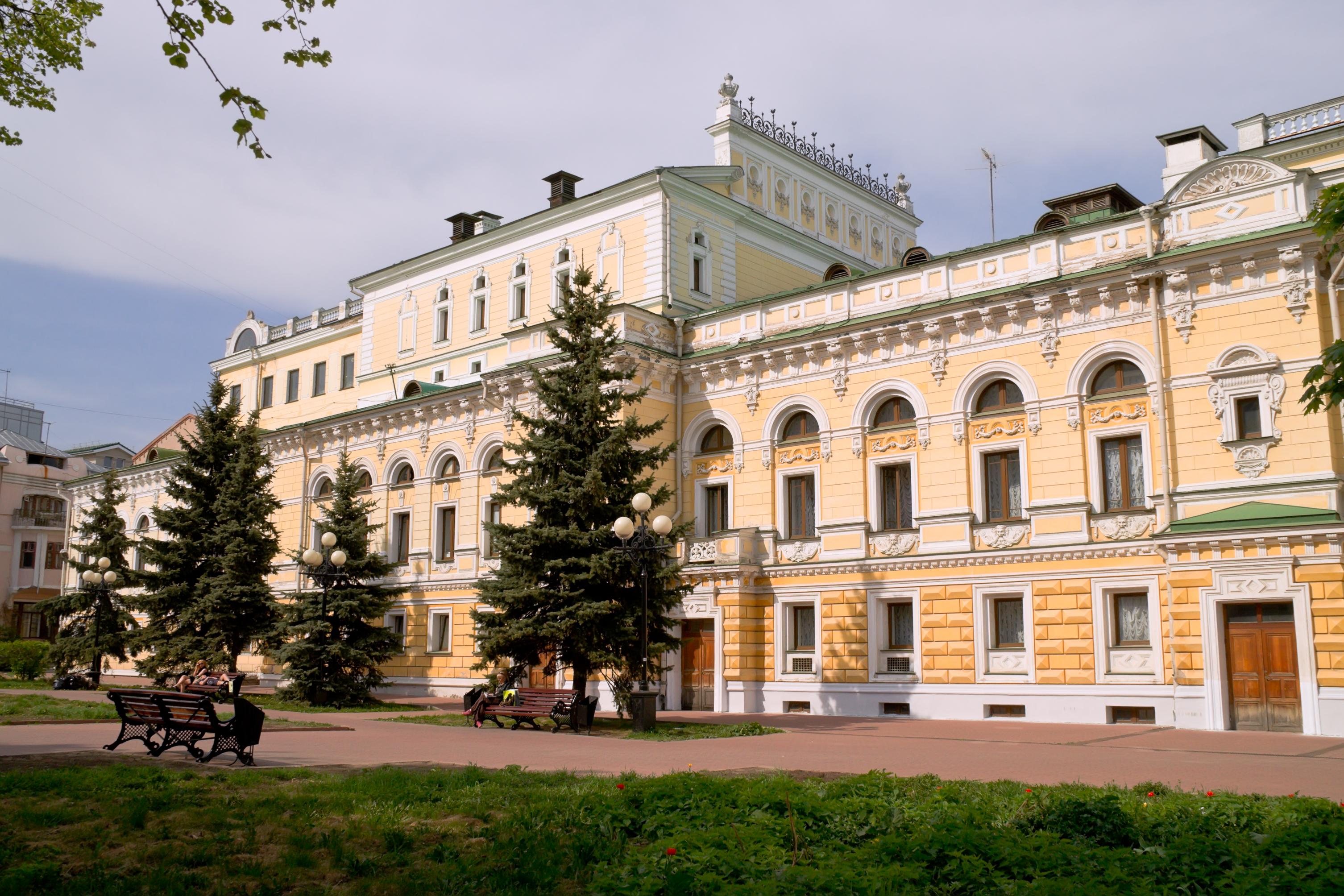 Театр драмы имени М. Горького