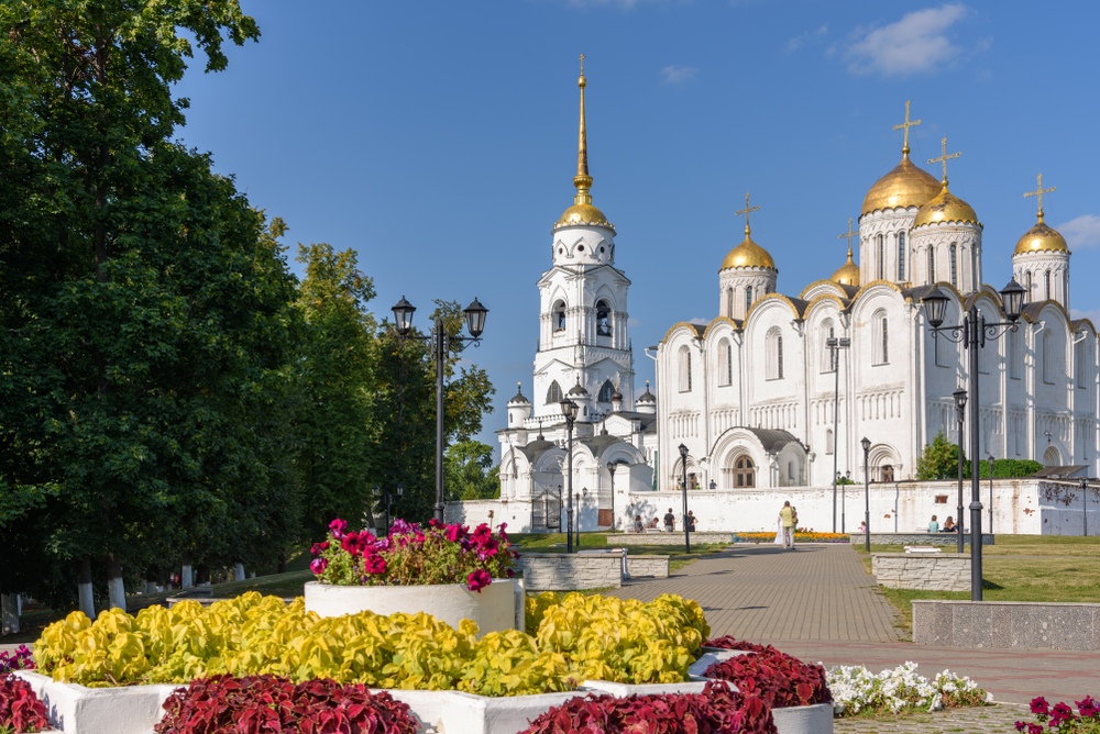 Успенский собор, Владимир