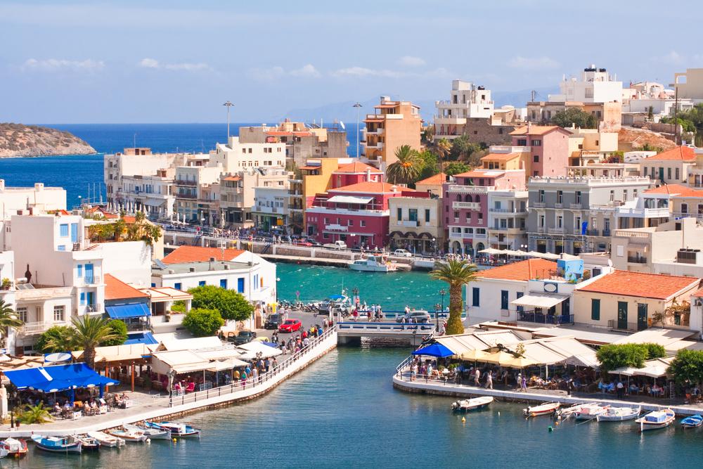 Агиос-Николаос, Крит