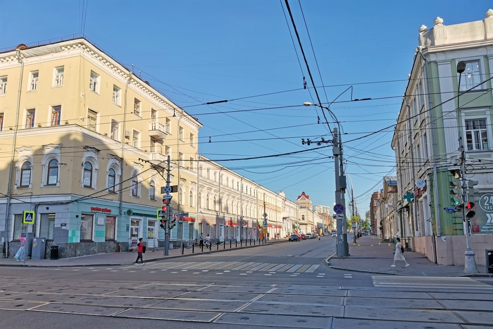 Улица Сибирская