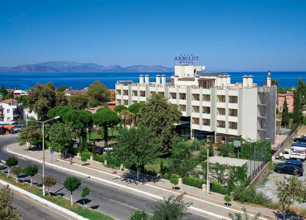 Отель Akbulut Hotel & Spa, Кушадасы, Турция