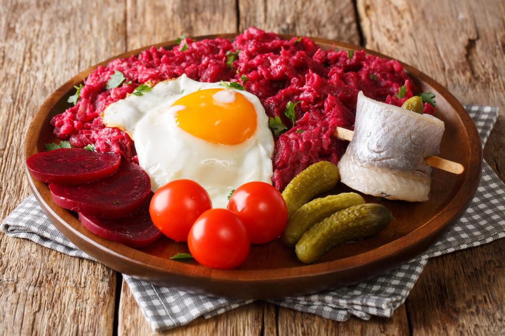 Лабскаус — традиционное блюдо моряков