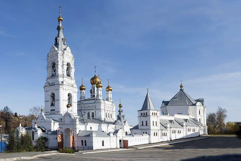 Свято-Троицкий Стефанов монастырь