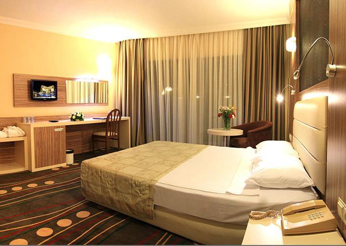 Отель Blue Vista Hill Hotel, Кушадасы, Турция