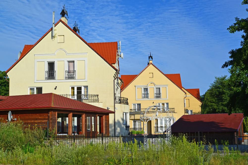 Гостевые дома наКуршской косе