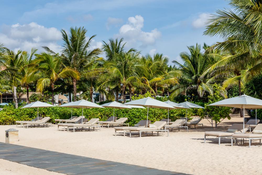 Пляж Гегер в Нуса-Дуа, Бали