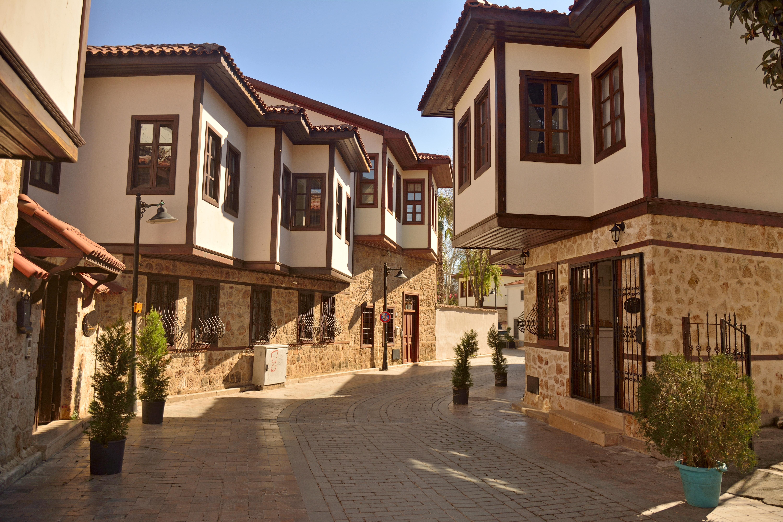 Отели в Калеичи. Анталия, Турция.