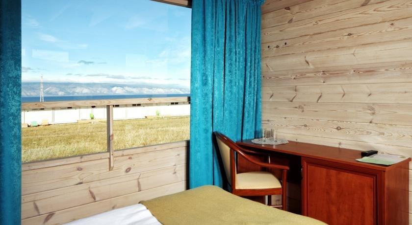 Номер в Baikal View Hotel (3 звезды)