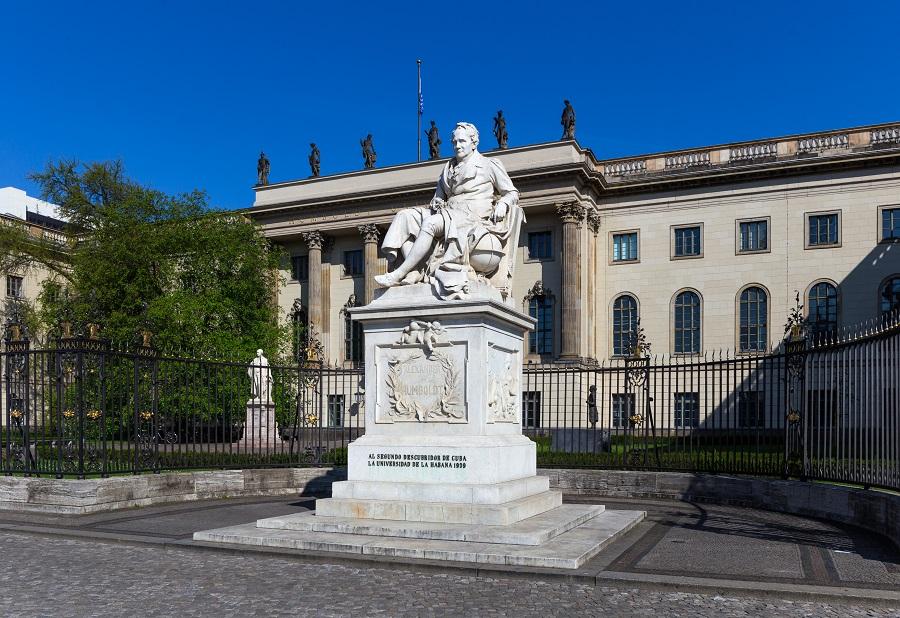Университет Гумбольдта, Берлин