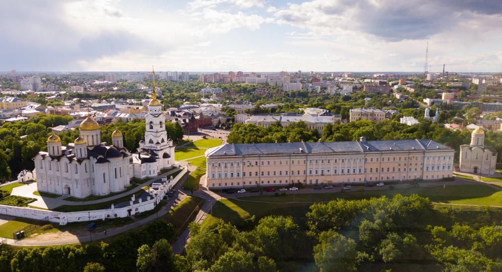 Успенский собор и палаты, Владимир