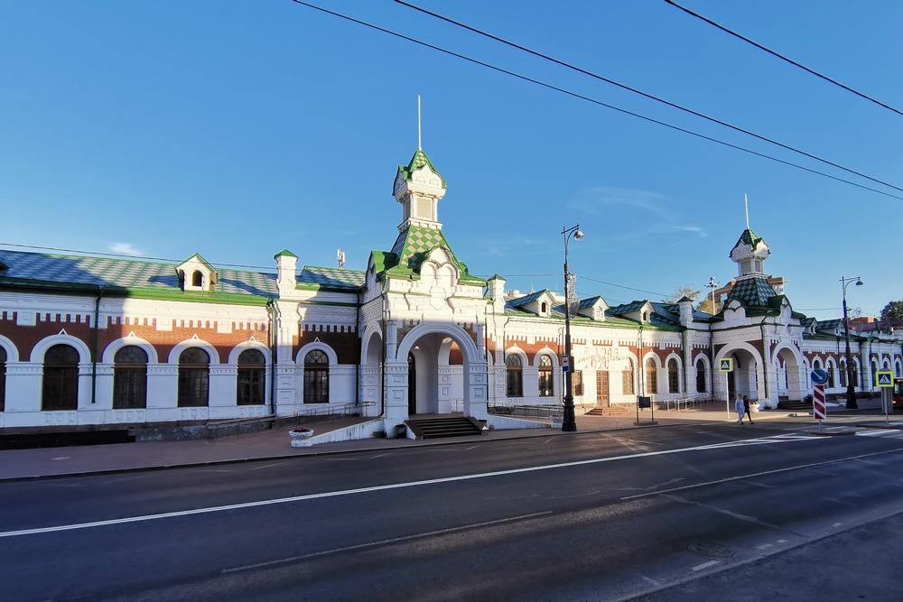 Железнодорожный вокзал Пермь-I