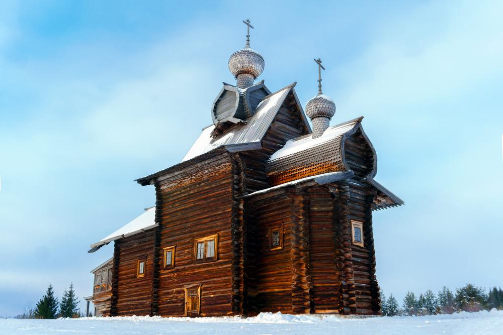 Церковь вХохловке