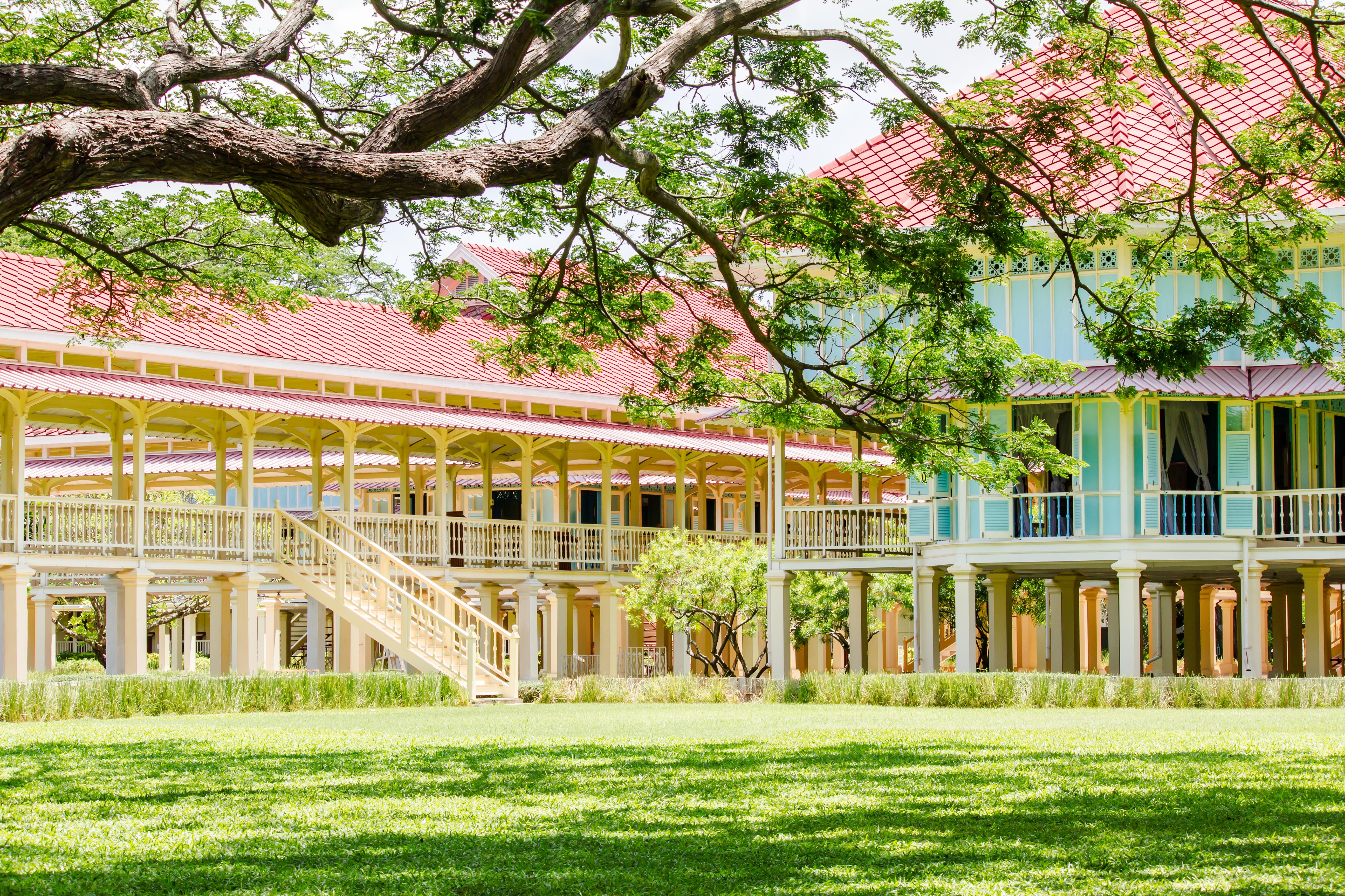 Королевский дворец Марукхатайаван