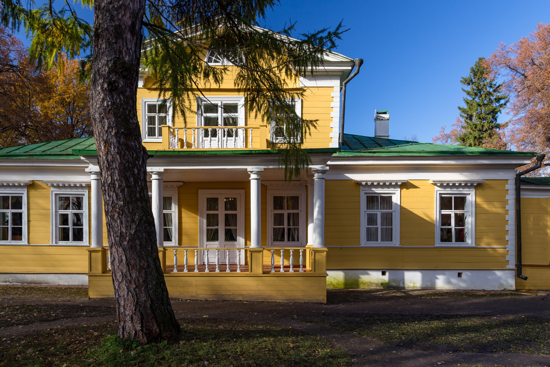Дом Пушкина в Большом Болдине