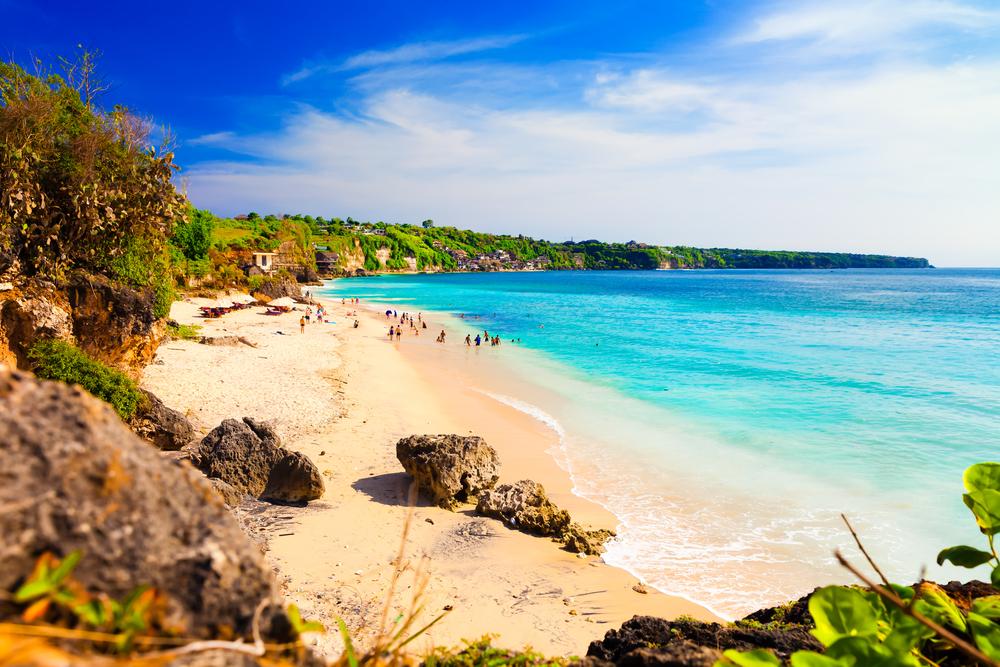 Пляж, Кута, Бали