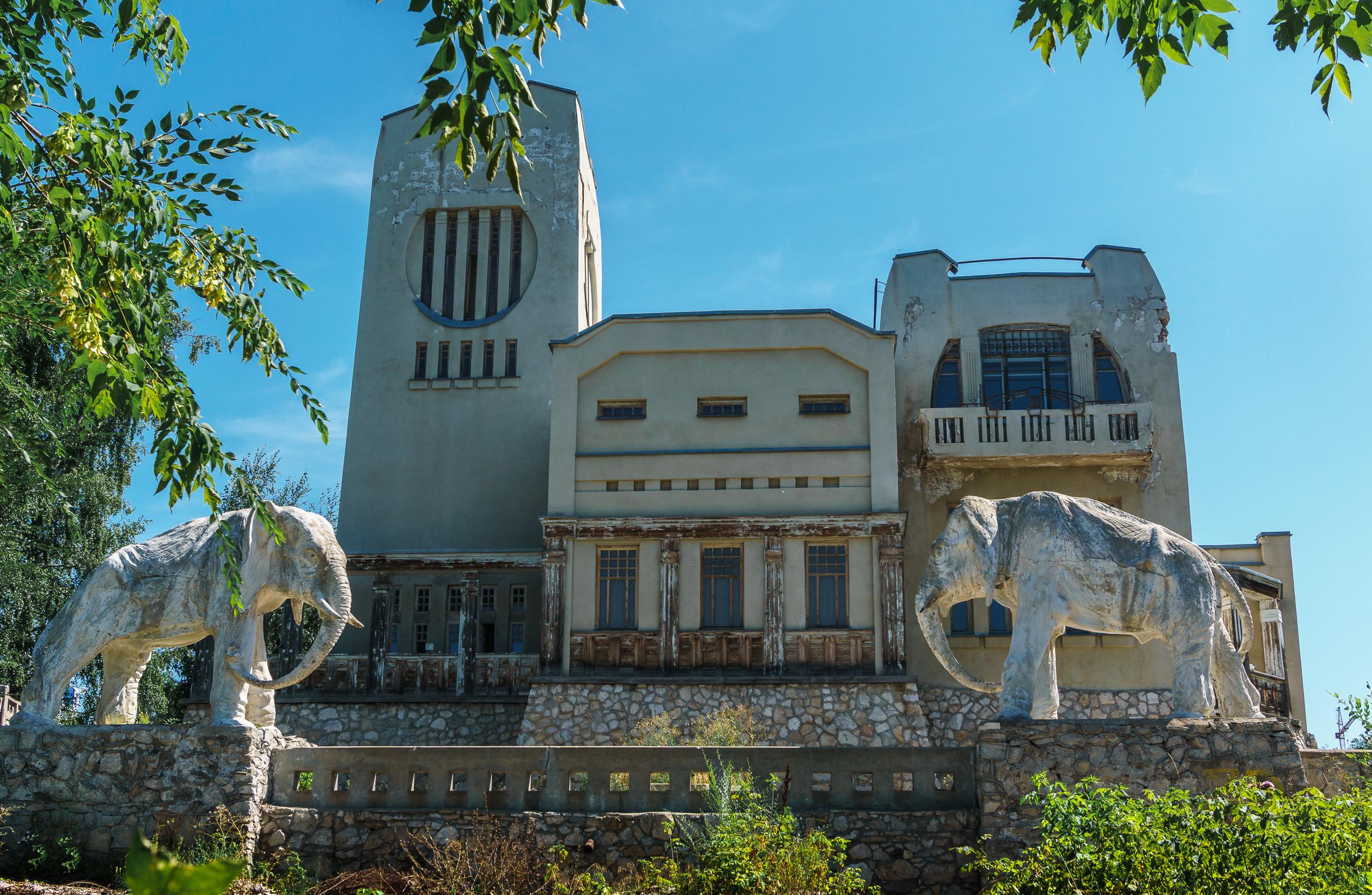 Дом со слонами, Самара