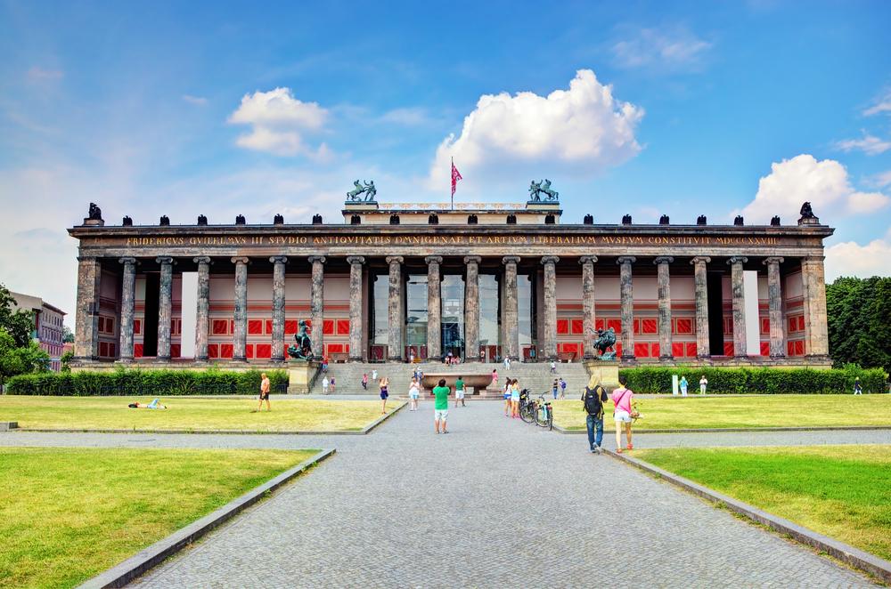 Старый музей, Берлин
