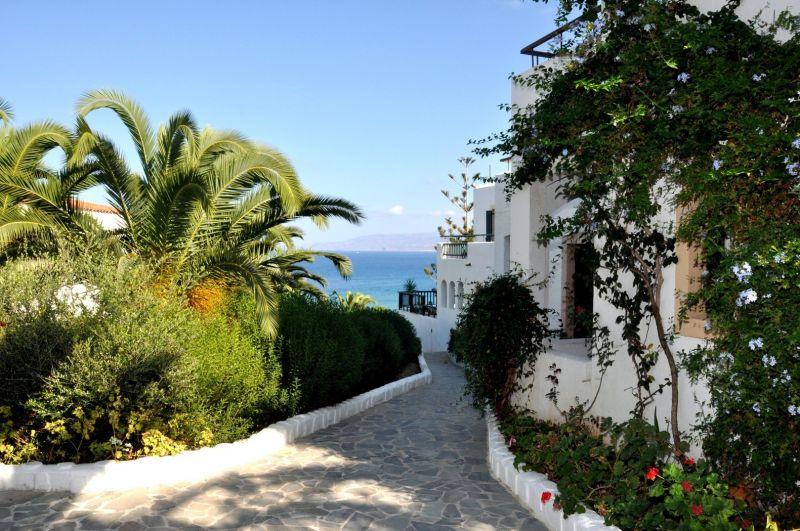 Отель Hersonissos Village, Крит, Греция.