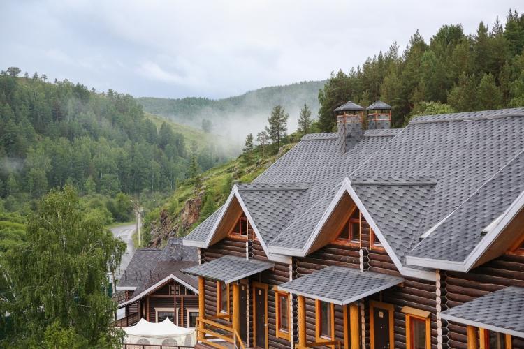 Отель в Абзаково