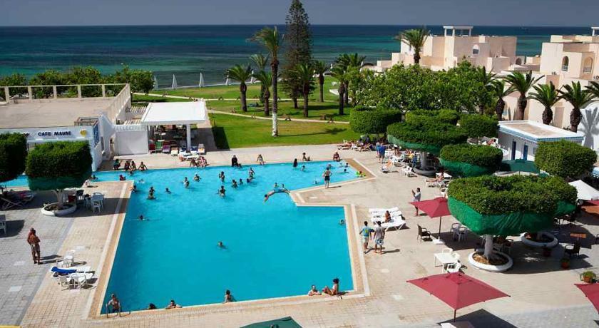Отель Les Pyramides, Набёль, Тунис