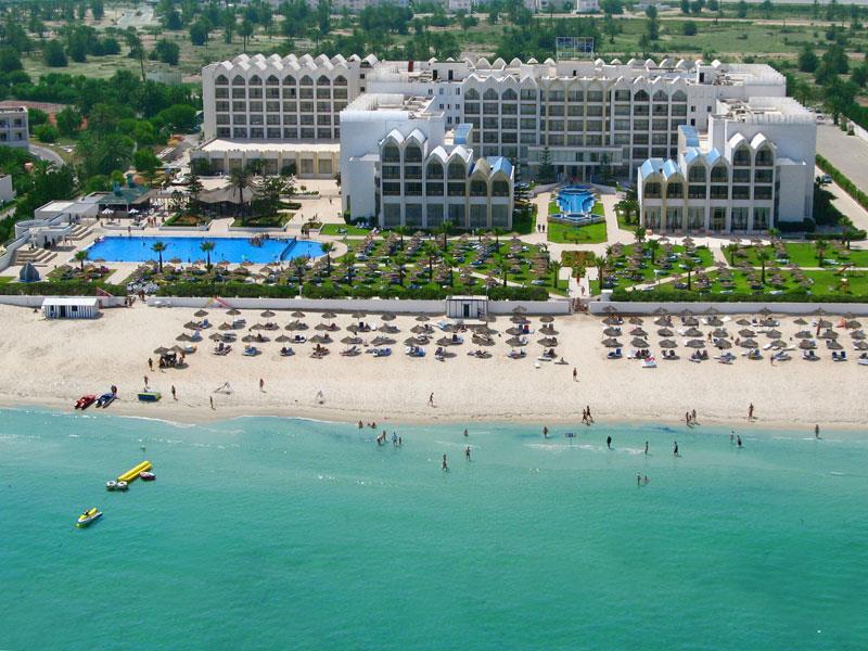 Отель Amir Palace. Сканес, Тунис