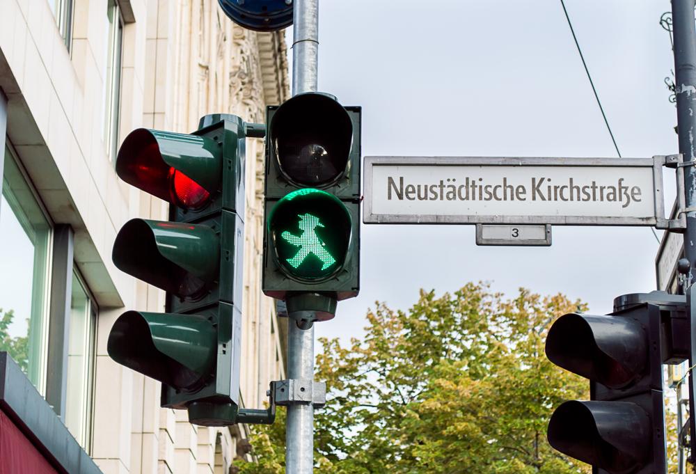 Ампельманн— символ Берлина