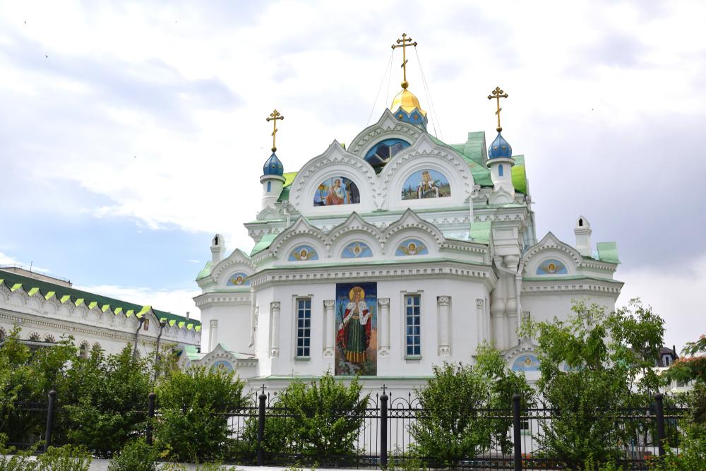 Церковь Святой Екатерины, Феодосия