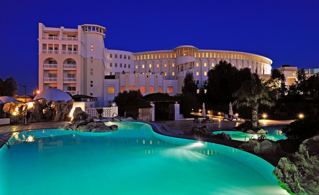 Отель Medina Solaria & Thalasso. Ясмин, Тунис