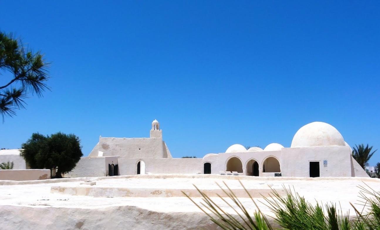 Мечеть Фадлоун, Джерба, Тунис.