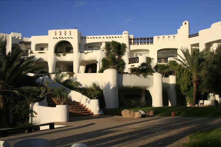 Отель Odyssee Resort. Зарзис, Тунис