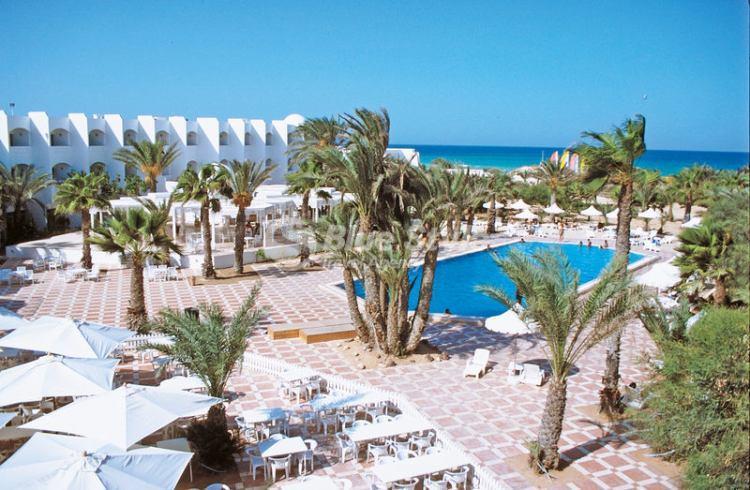 Отель Sangho Club Zarzis. зарзис, Тунис