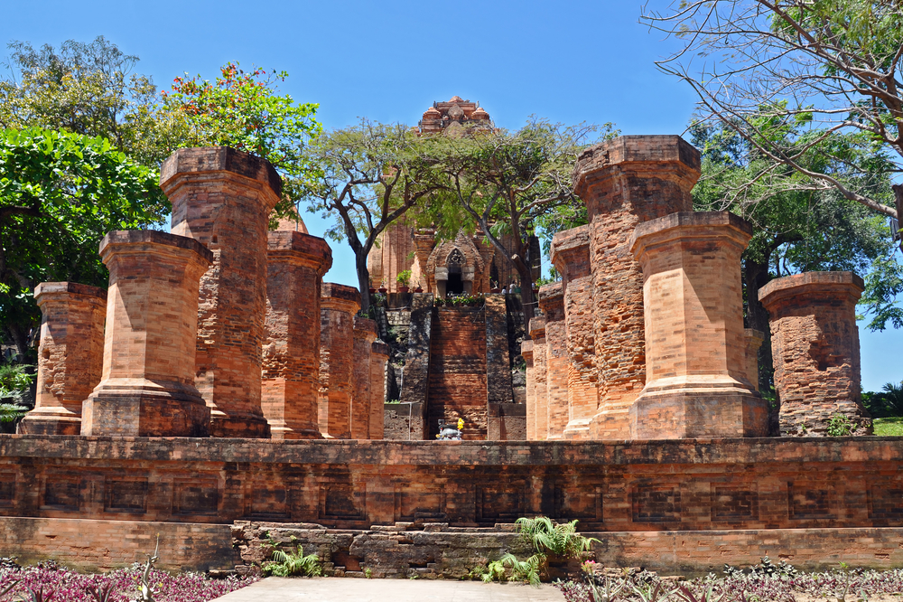 Храмы нячанга вьетнам
