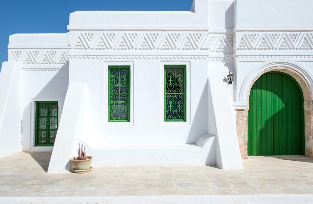 Музей культурного наследия в Гелалле, Джерба, Тунис.