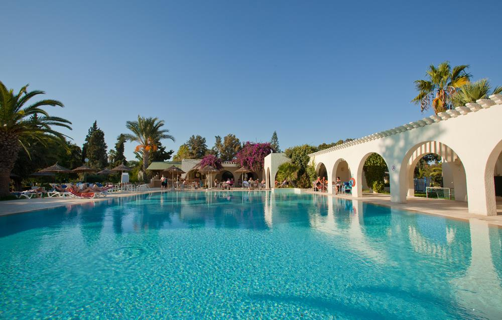Отель Seabel Alhambra Beach Golf & Spa. Сусс, Тунис