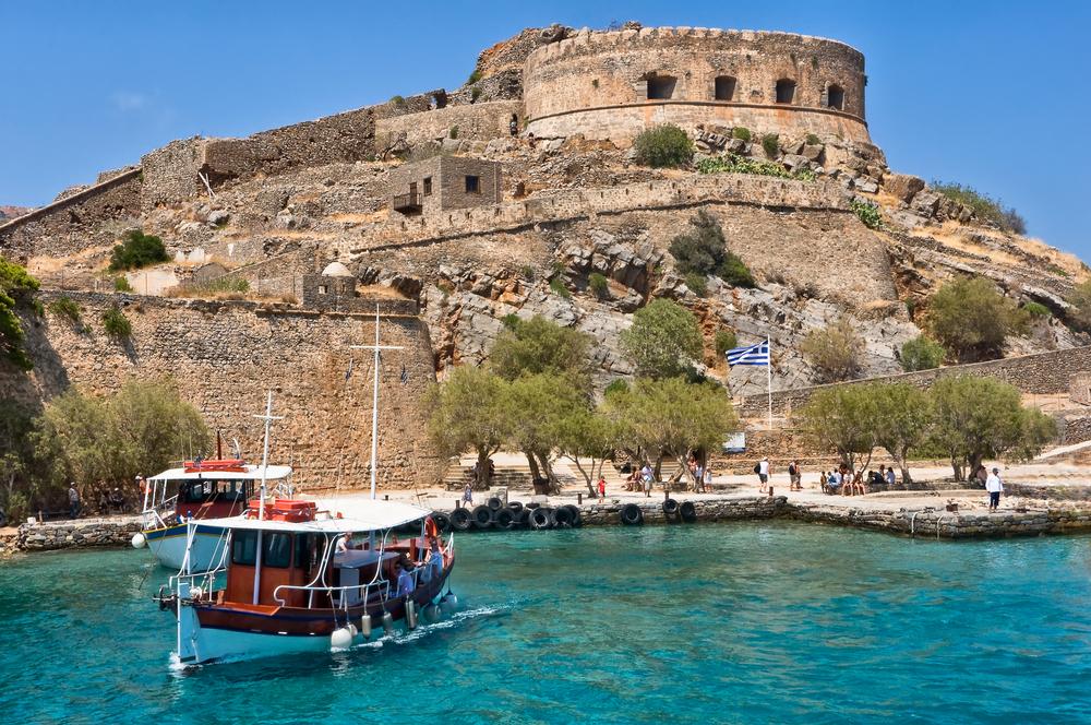 Спиналонга. Крит, Греция.