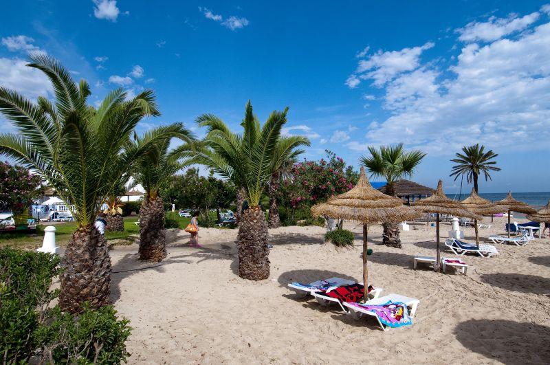 Отель Eden Club Skanes. Сканес, Тунис