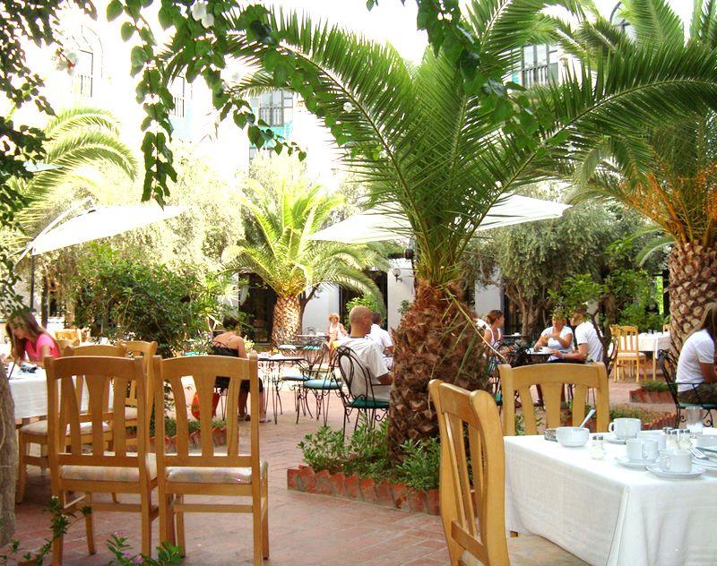 Отель Nerolia Hotel & Spa. Сканес, Тунис