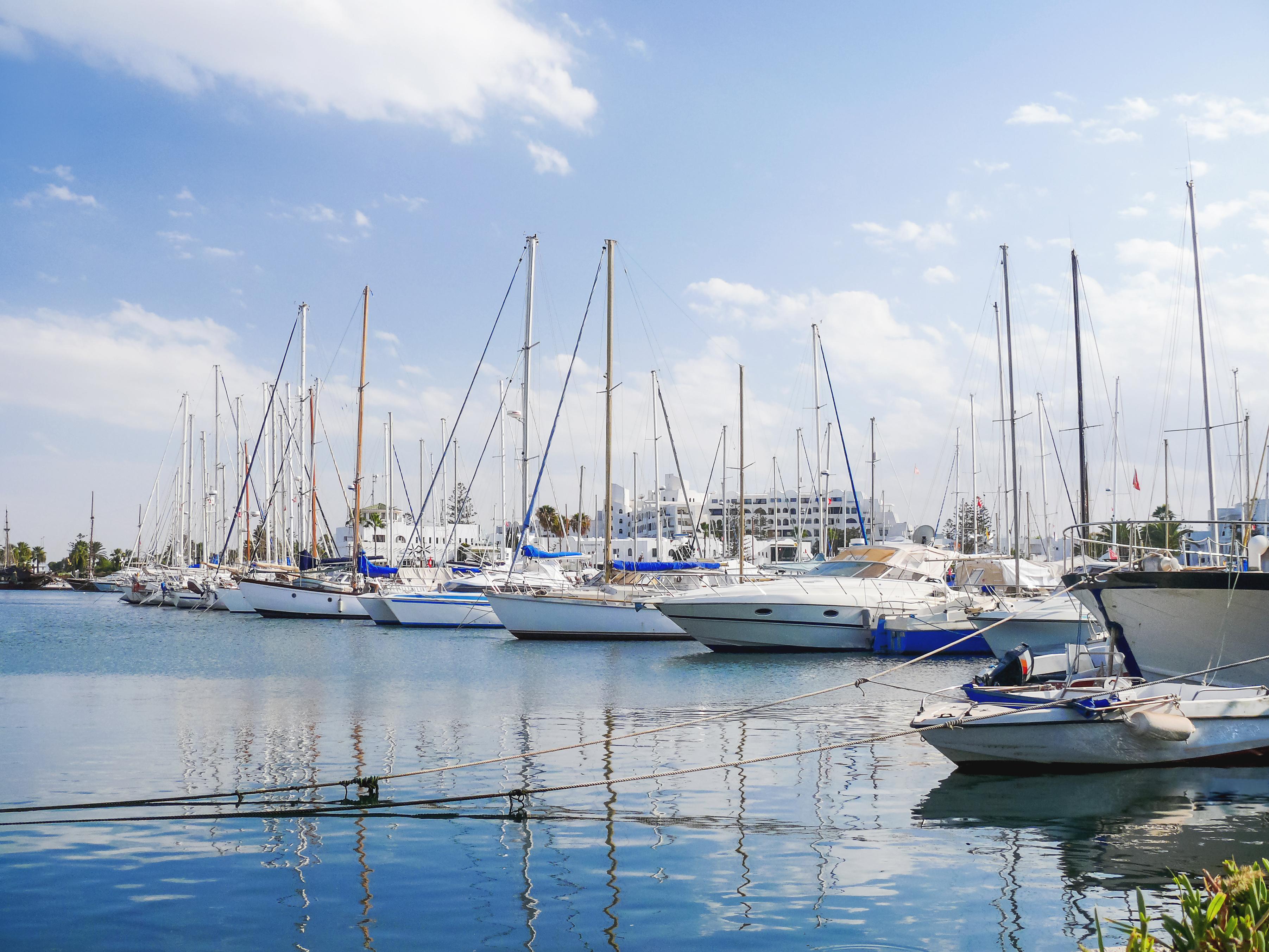 Марина Порт Эль-Кантауи, Тунис