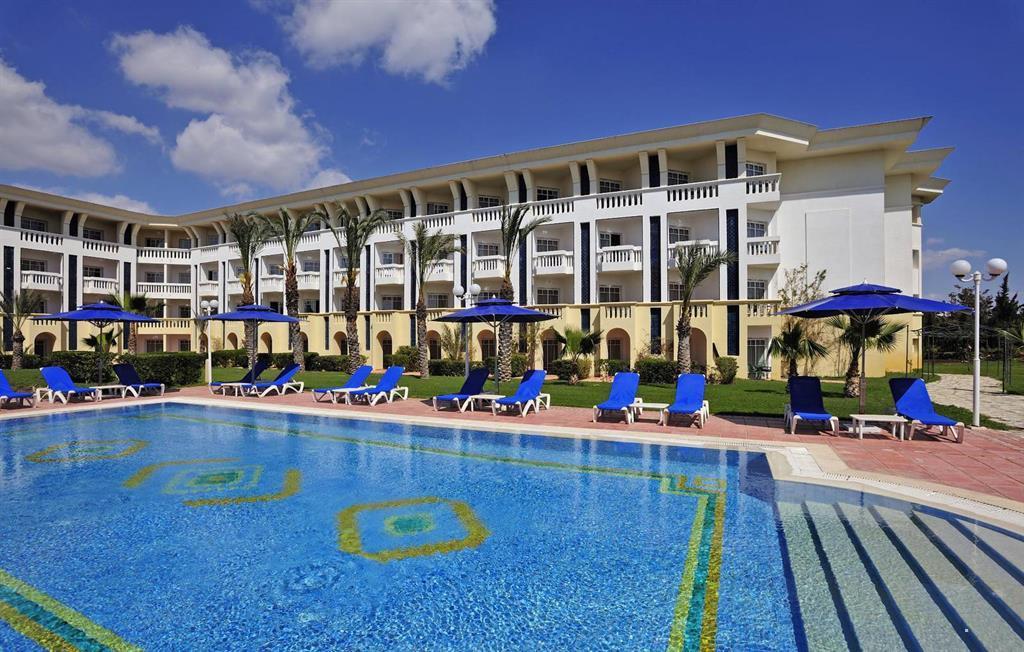 Отель Medina Belisaire & Thalasso. Хаммамет, Тунис