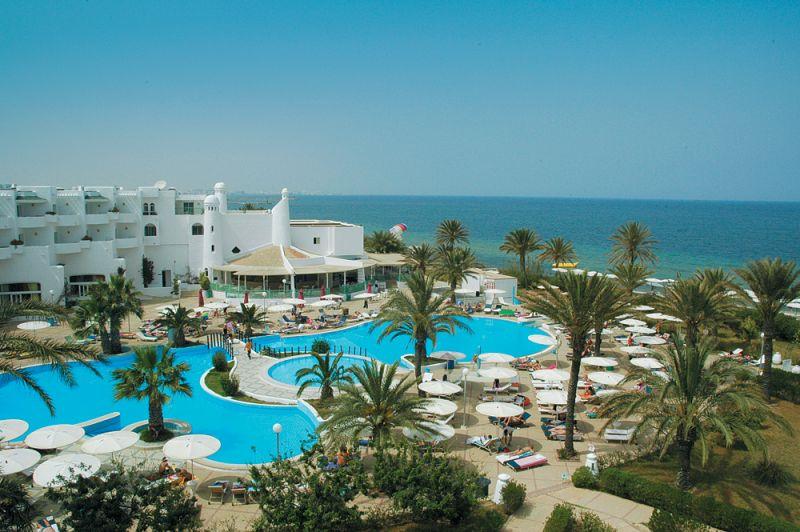 Отель El Mouradi Skanes. Сканес, Тунис