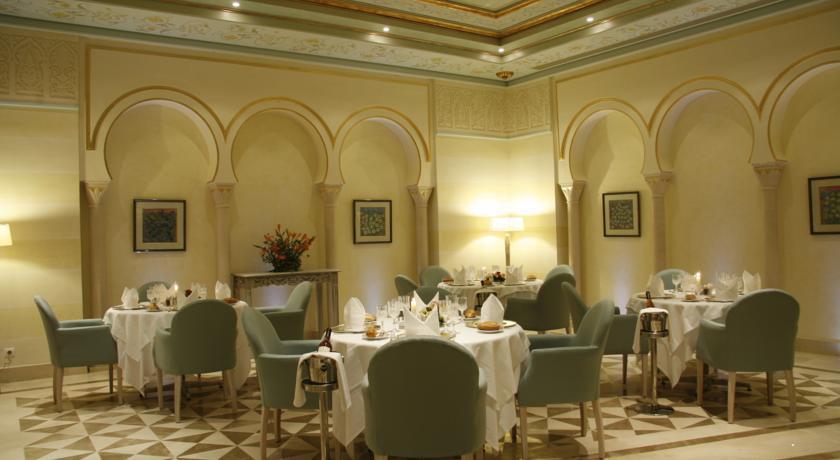 Отель Hasdrubal Prestige Thalassa & Spa Djerba. Джерба, Тунис