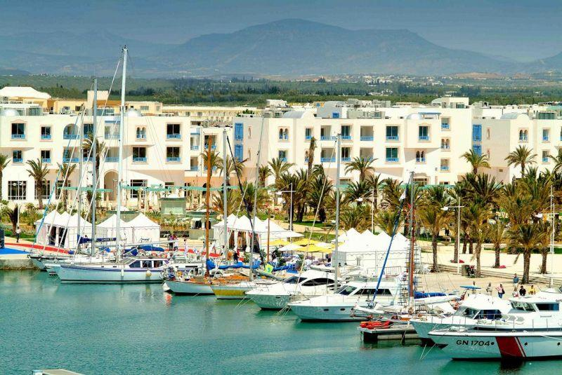 Отель Houda Yasmine Hammamet. Ясмин, Тунис