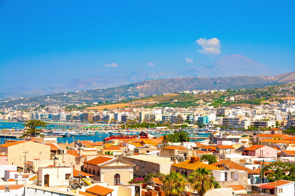 Ханья. Крит, Греция.