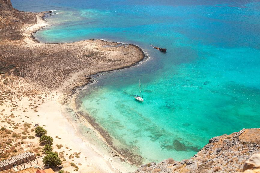 Грамвуса. Крит, Греция.