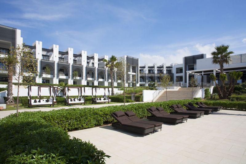 Отель Sofitel Agadir Thalassa Sea & Spa Агадире, Марокко.