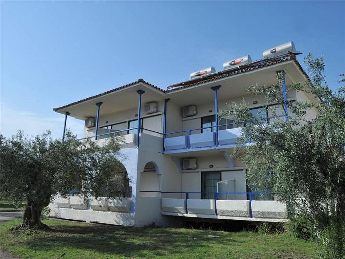 Отель Sithonia Village Hotel, Халкидики, Греция
