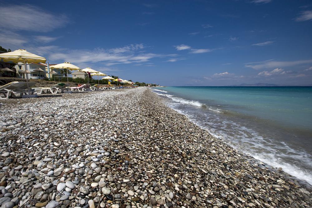 Ялиссос. Родос, Греция.